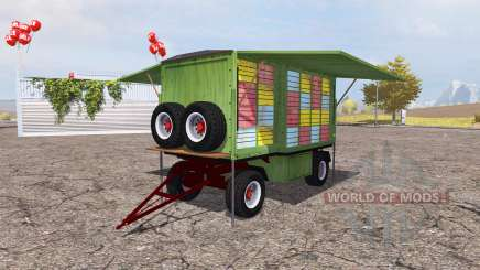 Mobile beehive v3.0 para Farming Simulator 2013