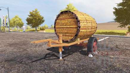 Liquid manure barrel para Farming Simulator 2013
