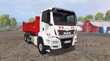MAN TGS 26.480 para Farming Simulator 2015