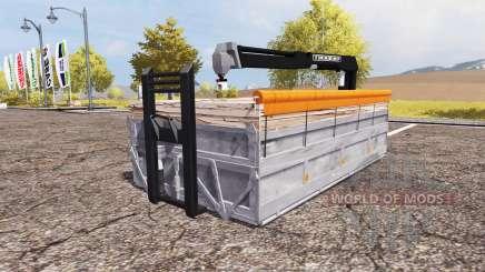 Dump body para Farming Simulator 2013