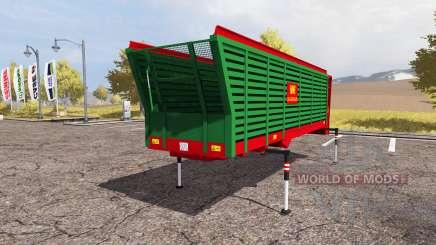 Hawe SLW-A para Farming Simulator 2013