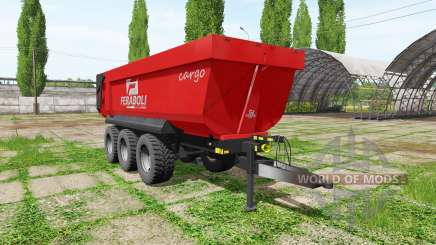 Feraboli Cargo para Farming Simulator 2017