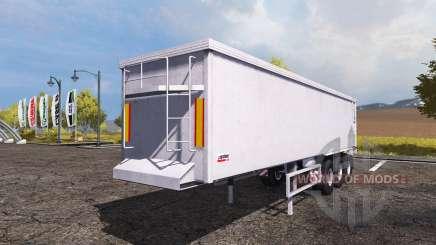 Kroger Agroliner SRB3-35 v4.0 para Farming Simulator 2013