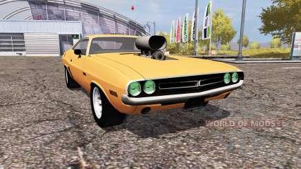 Dodge Challenger 426 Hemi para Farming Simulator 2013