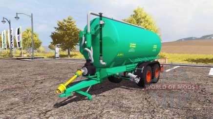 Aguas-Tenias CAT-20 para Farming Simulator 2013
