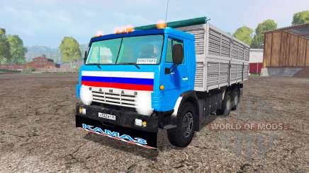 KamAZ 53212 v2.0 para Farming Simulator 2015