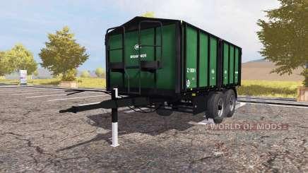 BRANTNER TA 20051-2 XXL Multiplex para Farming Simulator 2013