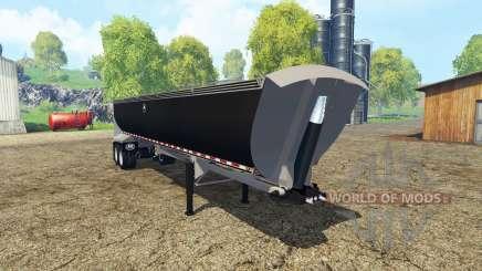 MAC dump semitrailer para Farming Simulator 2015