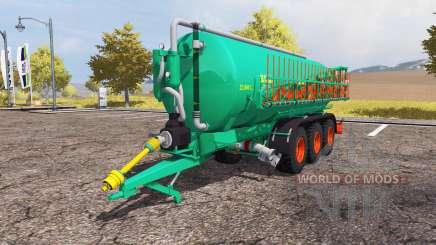 Aguas-Tenias CAT-22-TC para Farming Simulator 2013