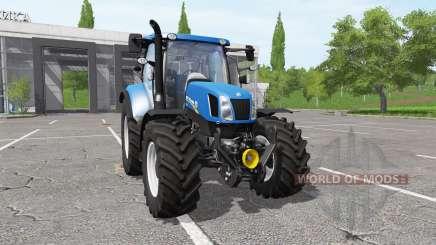 New Holland T6.155 para Farming Simulator 2017