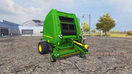 John Deere 864 Premium para Farming Simulator 2013
