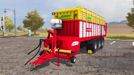 POTTINGER Jumbo 10000 Powermatic v2.0 para Farming Simulator 2013