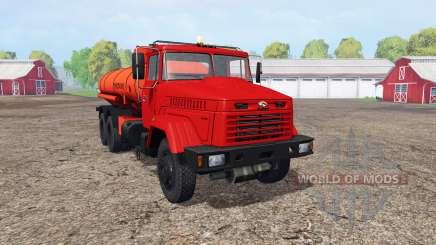 KrAZ 65053 Inflamables para Farming Simulator 2015