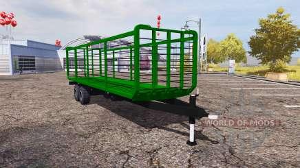 Straw trailer v1.1 para Farming Simulator 2013