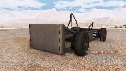 Nardelli crash test cart v1.02 para BeamNG Drive