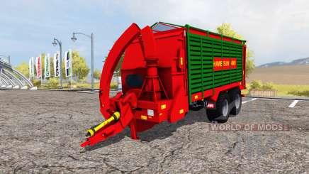 Hawe SUW 4000 para Farming Simulator 2013