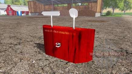 Rear weight para Farming Simulator 2015