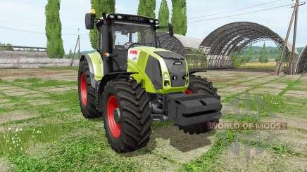CLAAS Axion 810 para Farming Simulator 2017