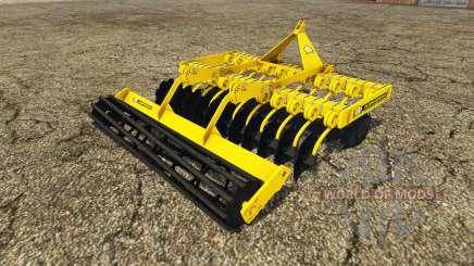 Agrisem Disc-O-Mulch Gold para Farming Simulator 2015