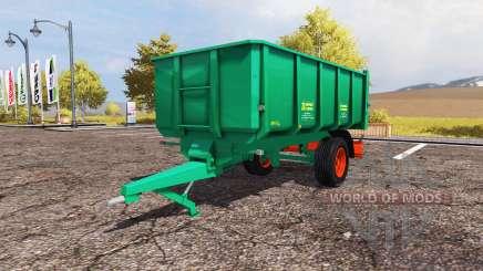 Aguas-Tenias AT v1.5 para Farming Simulator 2013