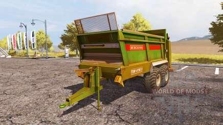 BERGMANN TSW 4190 S v1.1 para Farming Simulator 2013