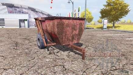 PST 6 v2.0 para Farming Simulator 2013
