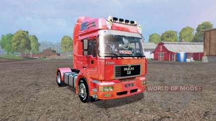 MAN F2000 19.603 para Farming Simulator 2015