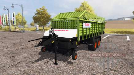 CLAAS Quantum 3800 KK v1.2 para Farming Simulator 2013