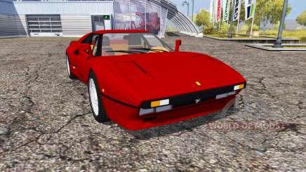Ferrari 288 GTO para Farming Simulator 2013