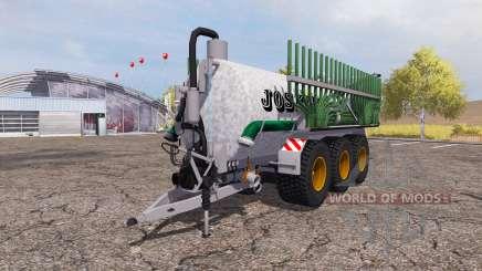 JOSKIN Euroliner 25000 TRS v3.0 para Farming Simulator 2013
