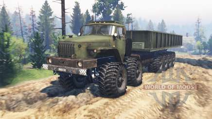 Ural monstruo v3.6 para Spin Tires