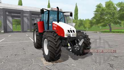 Steyr 9145 para Farming Simulator 2017