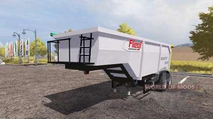 Fliegl XST 34 para Farming Simulator 2013