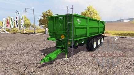 Krampe Big Body 900 S multifruit v1.6 para Farming Simulator 2013