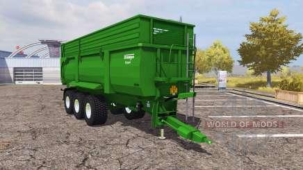 Krampe Big Body 900 S multifruit v1.2 para Farming Simulator 2013