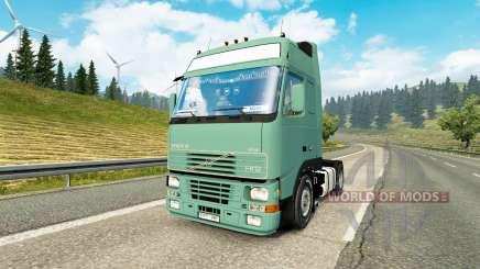Volvo FH12 v1.5 para Euro Truck Simulator 2
