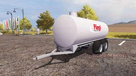 Fliegl tank liquid manure para Farming Simulator 2013