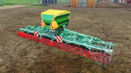 Zunhammer seeder-cultivator para Farming Simulator 2015