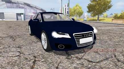 Audi A7 Sportback quattro para Farming Simulator 2013