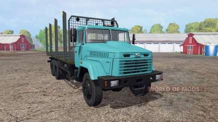 Kraz 6233М6 para Farming Simulator 2015