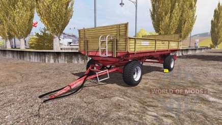 Krone Emsland bale para Farming Simulator 2013