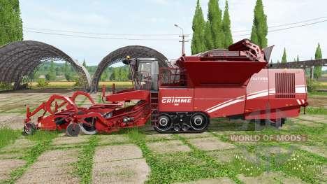 Grimme Tectron 415 v5.0 para Farming Simulator 2017