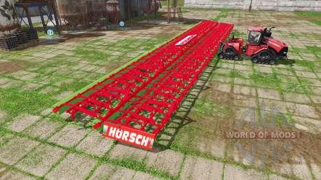HORSCH grubber para Farming Simulator 2017