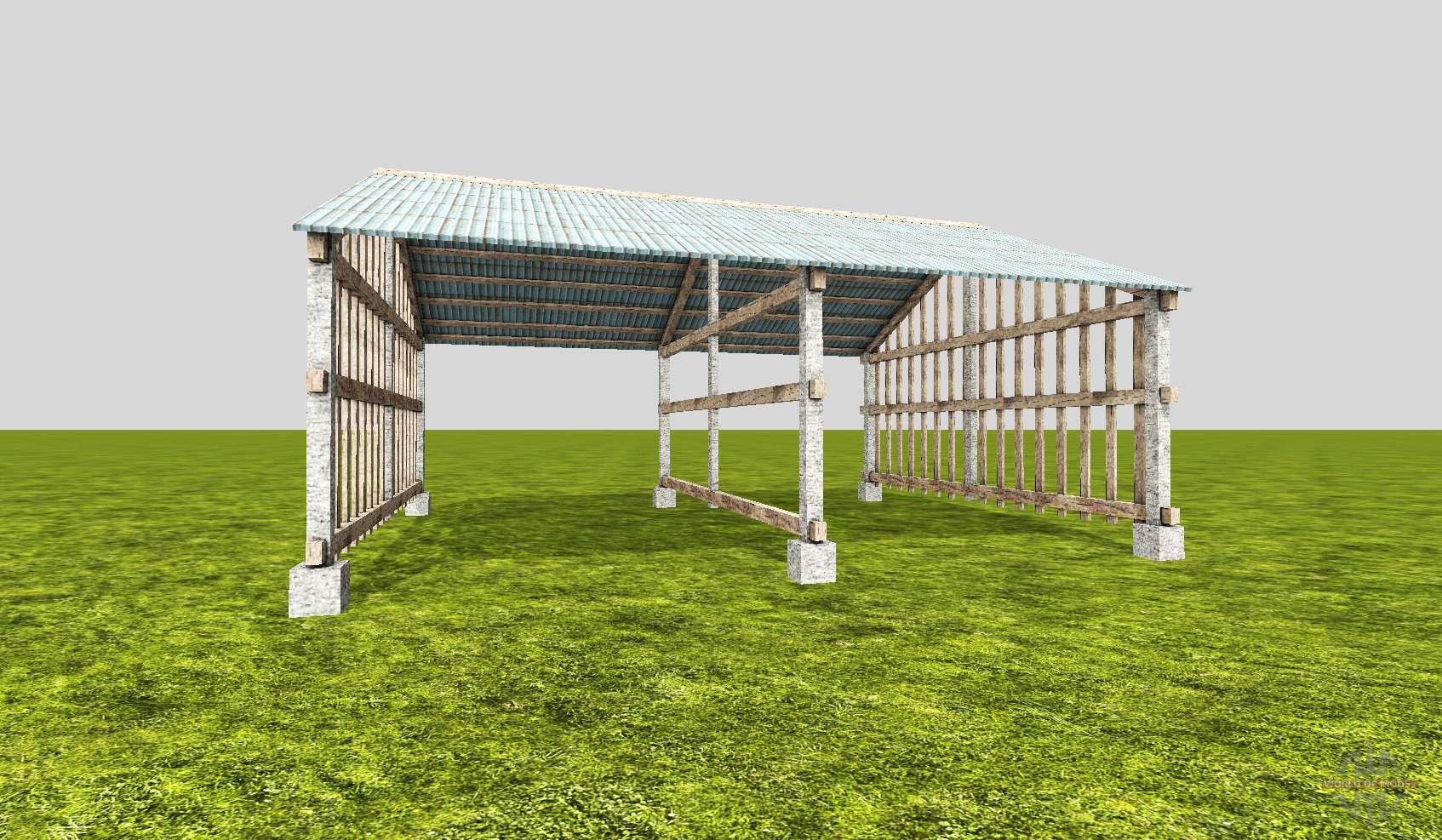 Carport sawmill para farming simulator 2015 - Simulador gastos compra plaza garaje ...