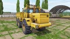 Kirovets K 701 6x6