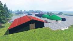 Papenburg v2.95 para Farming Simulator 2015