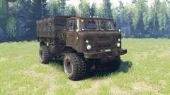 GAZ 66 v4.0