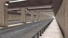 Endless Tunnel para BeamNG Drive