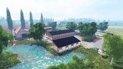 Holzhausen para Farming Simulator 2015