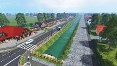 Papenburg v2.9 para Farming Simulator 2015